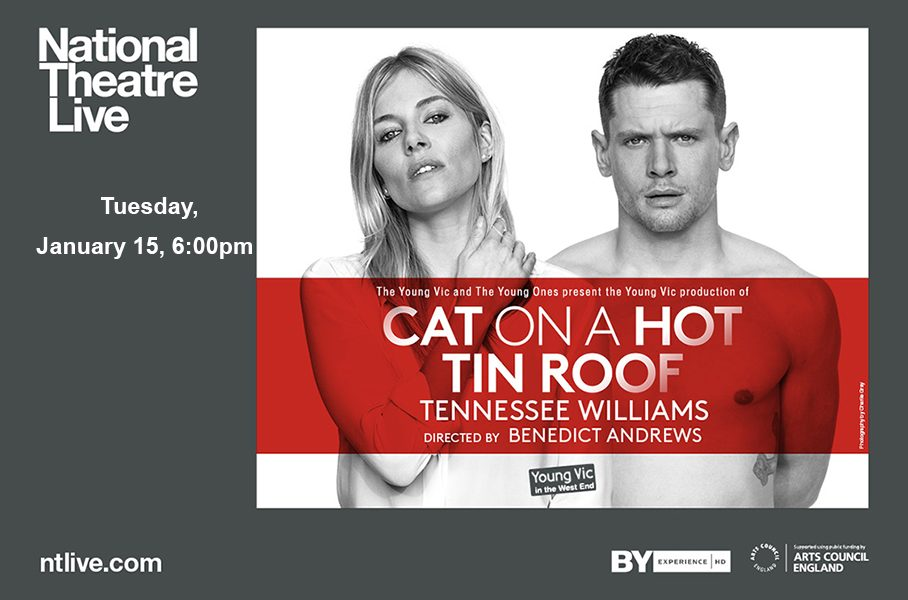 National Theatre – Cat on a Hot Tin Roof
