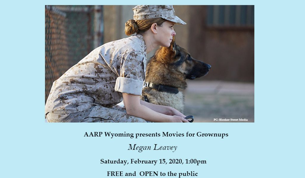 Movies for Grownups: Megan Leavey