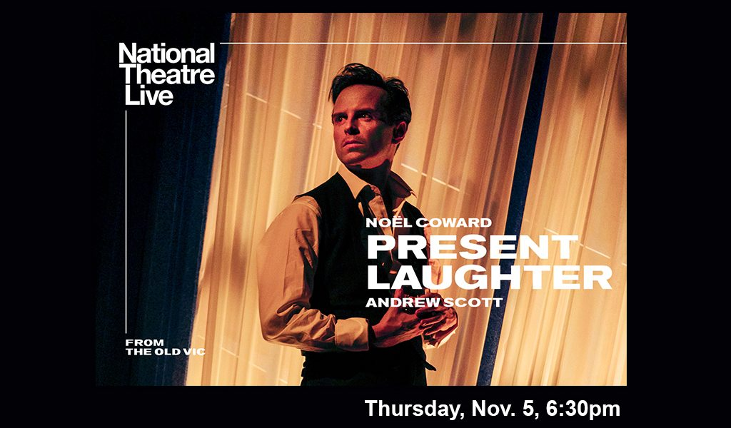 National Theatre – Present Laughter