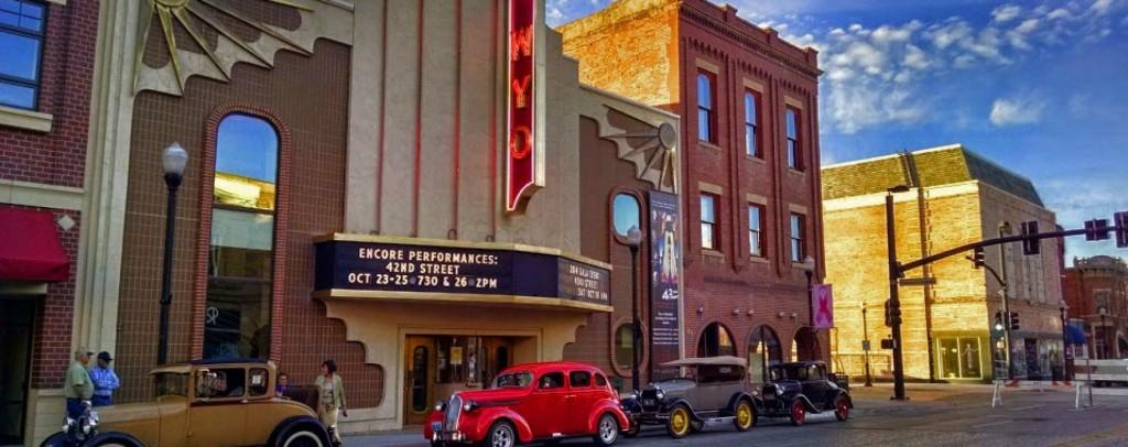 WYO Theater in Sheridan WY