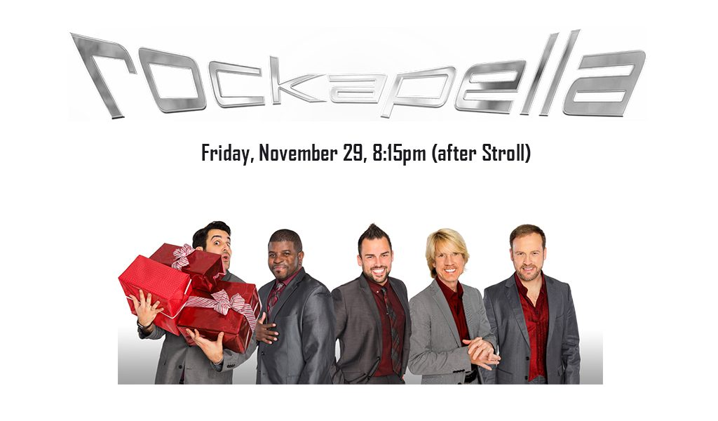 An Evening with Rockapella
