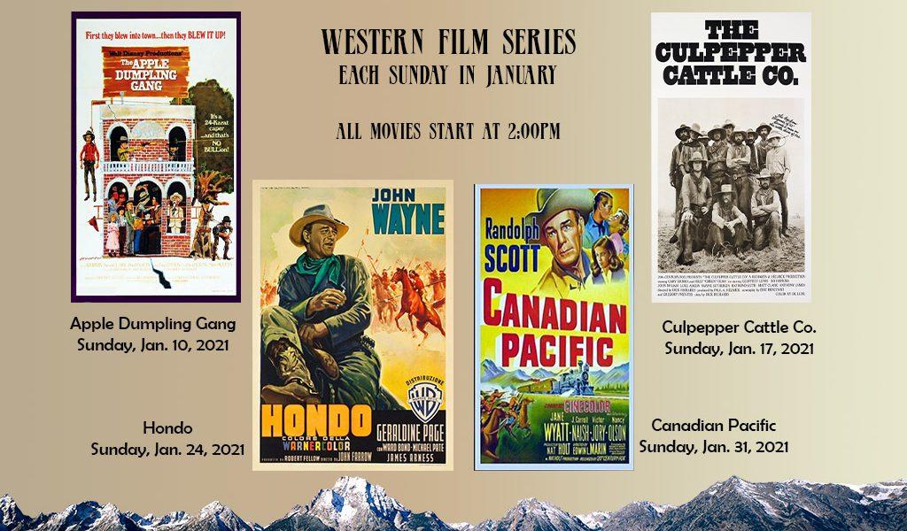 Classic Western Movie Series 2021