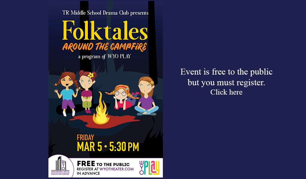 Folktales Around the Campfire
