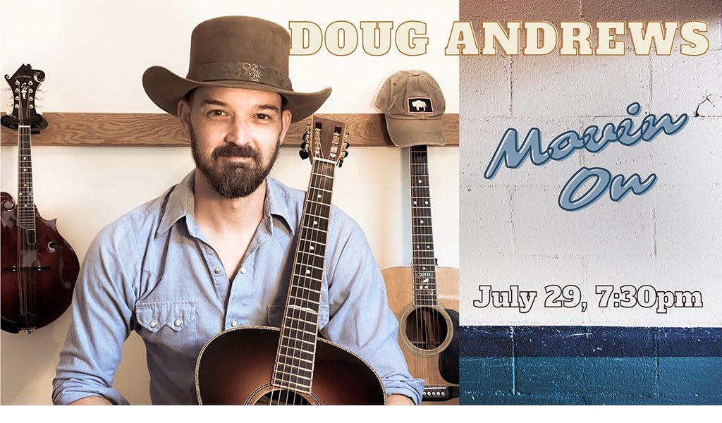 Doug Andrews – Movin On