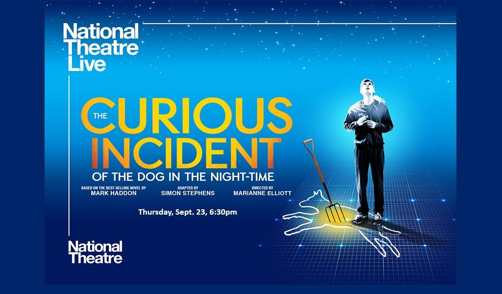 National Theatre: The Curious Incident of the Dog in the Night-Time