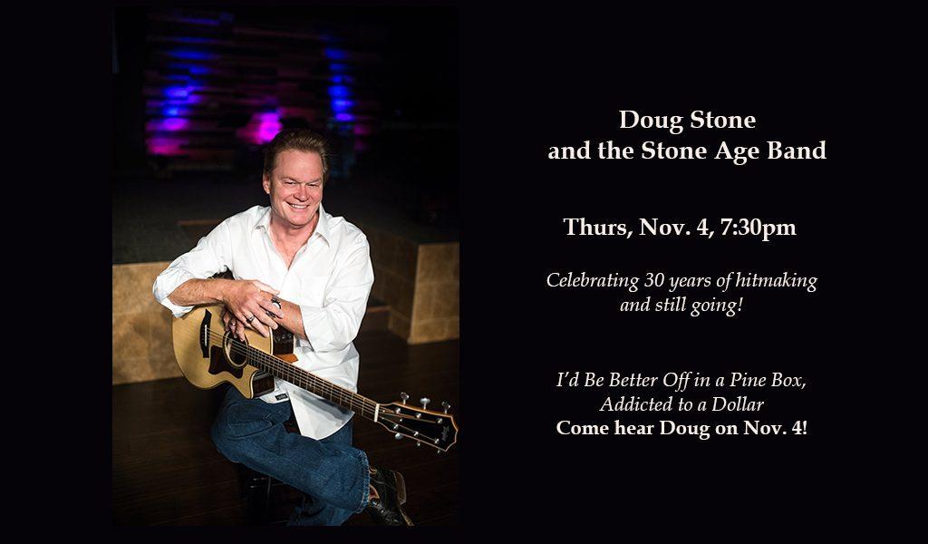 Doug Stone & the Stone Age Band