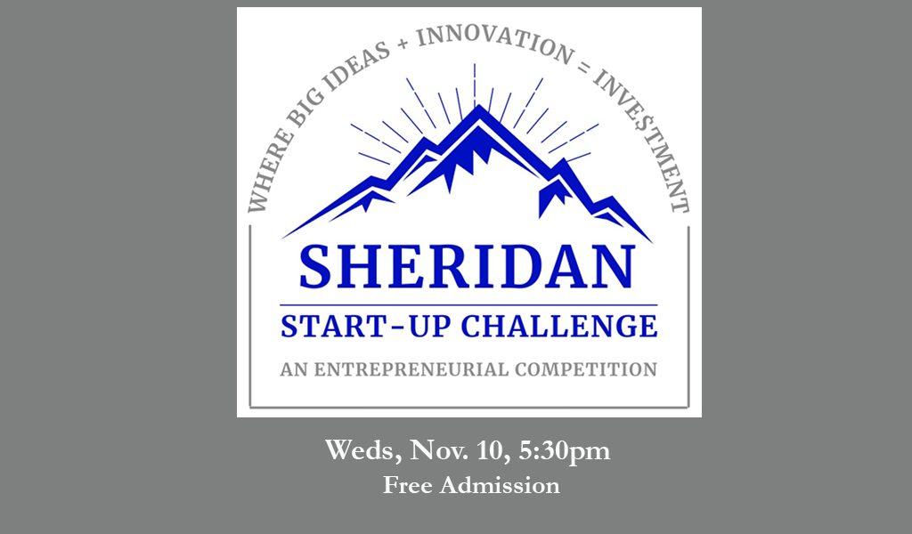 Sheridan Start-Up Challenge Pitch Night